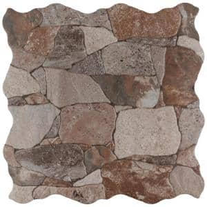 Attica Gris 16-7/8 in. x 16-7/8 in. Ceramic Floor and Wall Tile (14.15 sq. ft. / case)