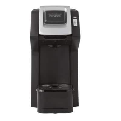 FlexBrew Black Single Serve Coffee Maker