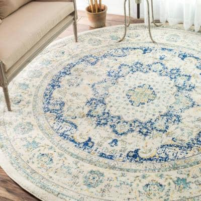 8 Round Area Rugs The Home, 8 Round Rugs