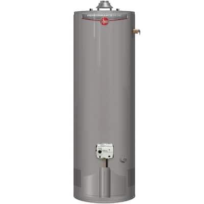 Performance Plus 50 Gal. Tall 9 Year 38,000 BTU Ultra Low NOx (ULN) Natural Gas Tank Water Heater - Utah Version