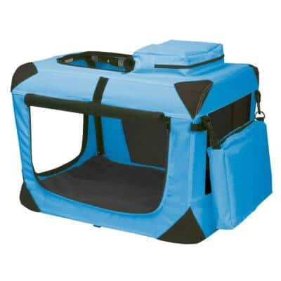 Generation II 21 in. x 14.5 in. x 14.5 in. Deluxe Portable Soft Crate