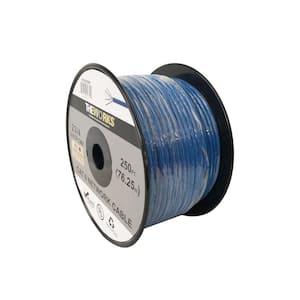 Cat 6 23/4 250 ft. BLUE U/UTP CMR UL DATA CABLE