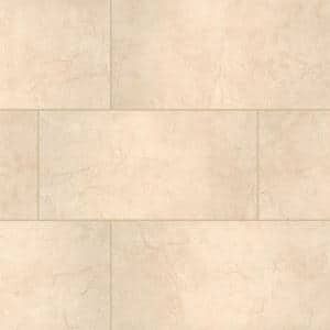 Aria Cremita 12 in. x 24 in. Polished Porcelain Floor and Wall Tile (16 sq. ft. / case)