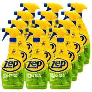 32 oz. Mold Stain and Mildew Stain Remover (Case of 12)
