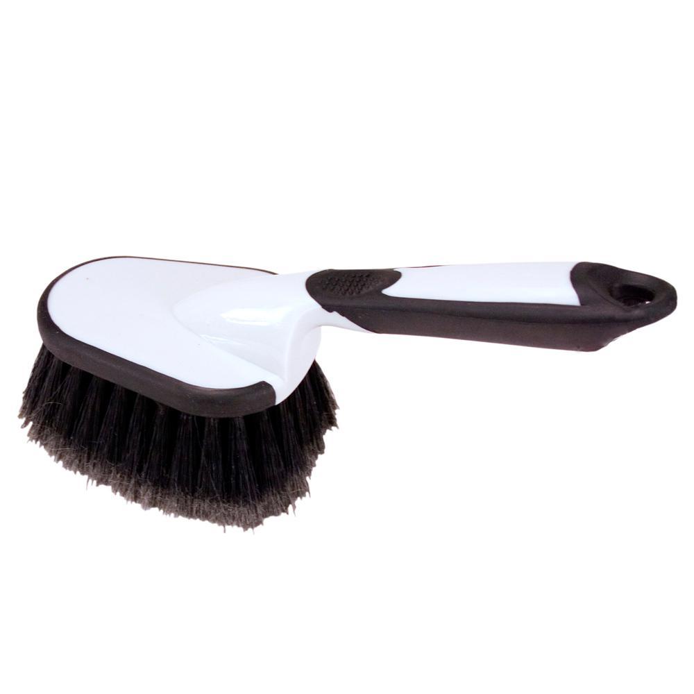 Short Handle Soft Body Brush