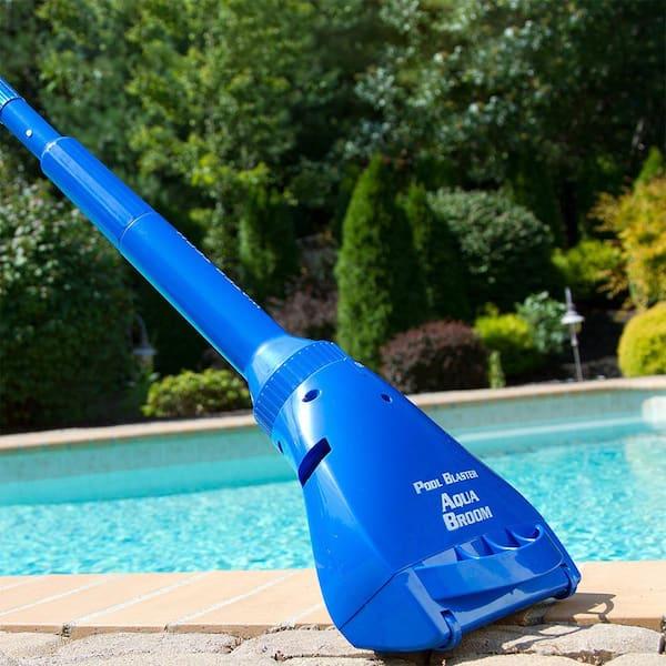 Reviews For Pool Blaster Aqua Broom Xl Vacuum Pool Cleaner Ab Xlultra The Home Depot