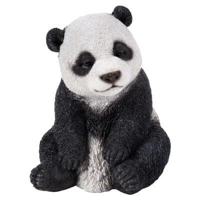 Sleepy Panda Statue