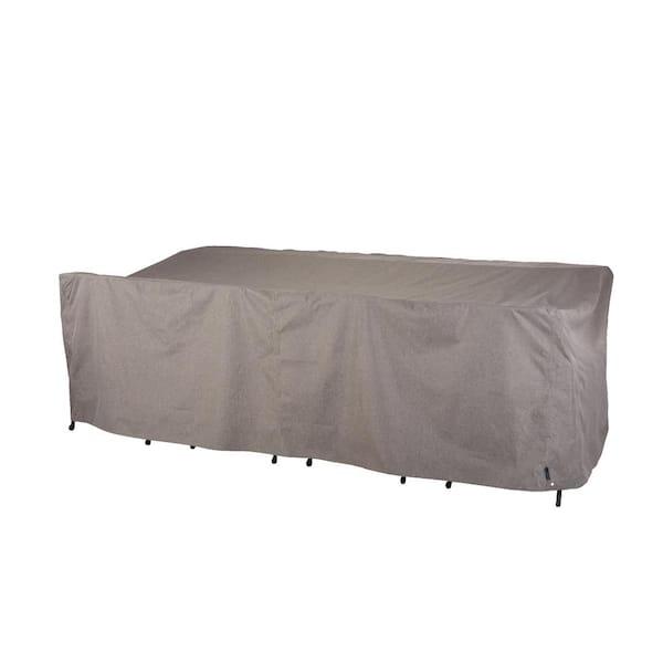 Garrison Waterproof Rectangle Outdoor, Patio Table Covers Rectangular