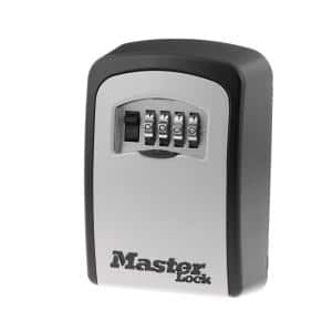 5401D 7.3 cu in. Set Your Own Combination Wall Mount Lock Box