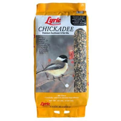 20 lbs. Chickadee Wild Bird Mix