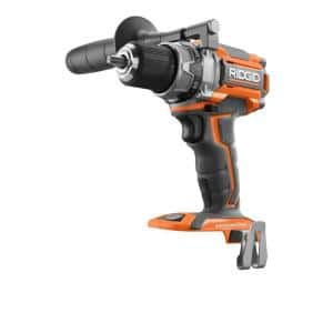 18-Volt Lithium-Ion Brushless Cordless 1/2 in. Compact Drill (Tool-Only)