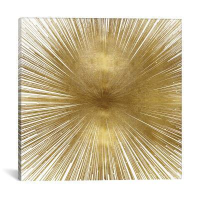 """Radiant Gold"" by Abby Young Canvas Wall Art"