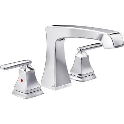 Ashlyn 2-Handle Deck-Mount Roman Tub Faucet Trim Kit in Chrome (Valve Not Included)