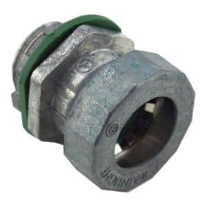 3/4 in. Mighty-Seal Raintight Push On EMT Connectors (25-Pack)