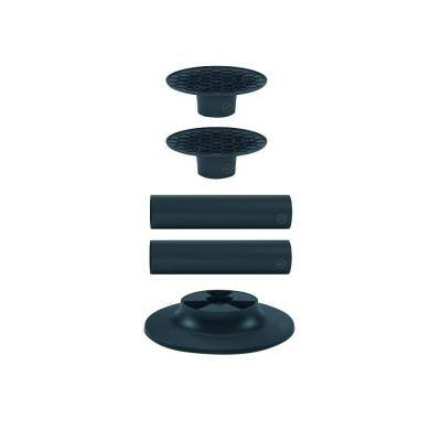 Plastic Cascada Expansion Kit for 3 Planter Tower with Pedestal