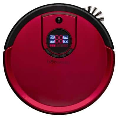 Standard Robotic Vacuum Cleaner and Mop, Rouge
