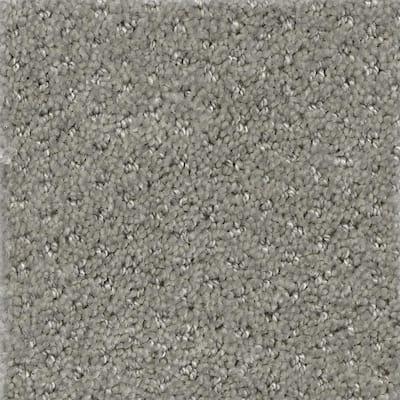 Prime Spot - Color Gem Pattern Gray Carpet