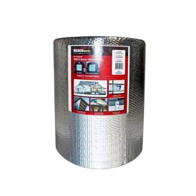2 ft. x 100 ft. Double Reflective Insulation Air Roll with Double Bubble