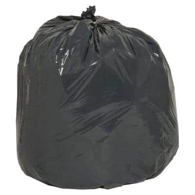 16 Gal. 24 in. x 31 in. 0.85 mil Recycled Heavy-Duty Trash Liners (500/Box)