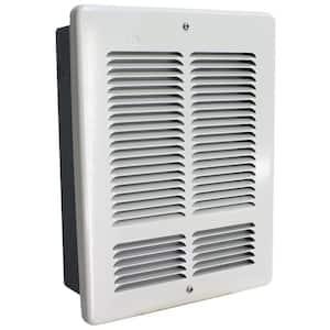 240-Volt 2000-Watt Electric Wall Heater in White