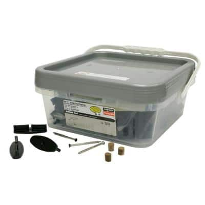 Hidden Deck Fastener for Composite Decking (175-Pack)