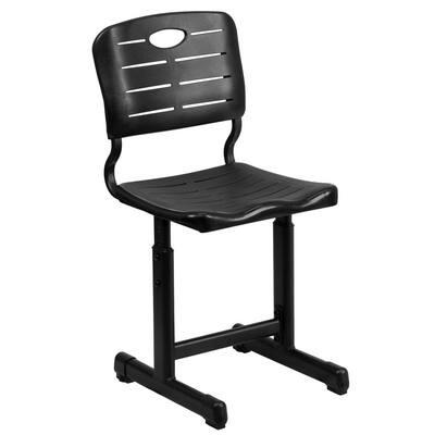 Black Student Desk Chairs