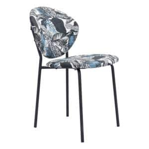 Clyde Leaf Multicolor Dining Chair (Set of 2)