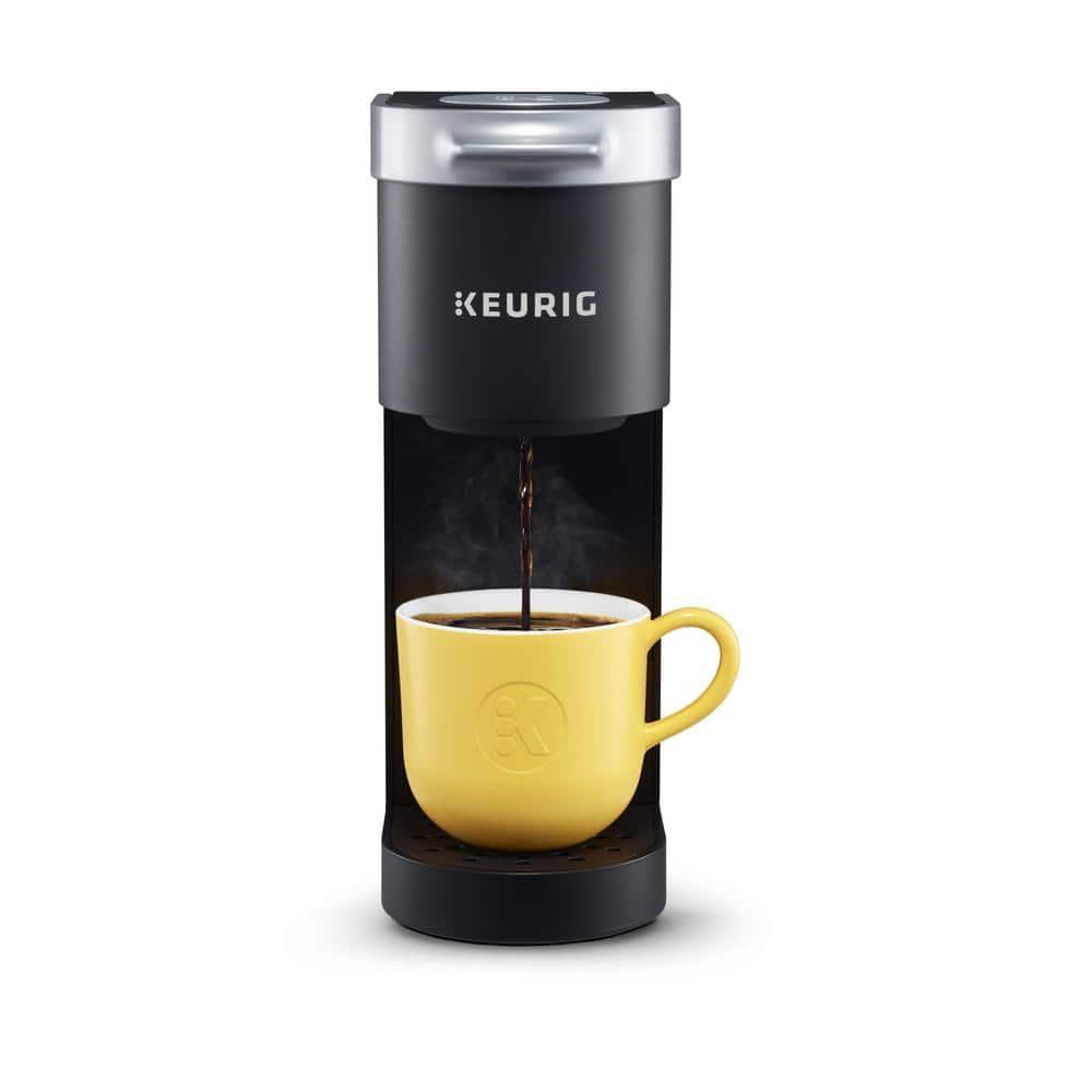 Keurig K Mini Basic Black Single Serve Coffee Maker with automatic shut off-5000200237 - The Home Depot