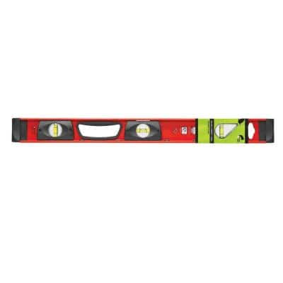 72 in. Samson Contractor I-Beam with Plumb Site