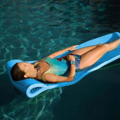 Serenity Marina Blue Pool Float