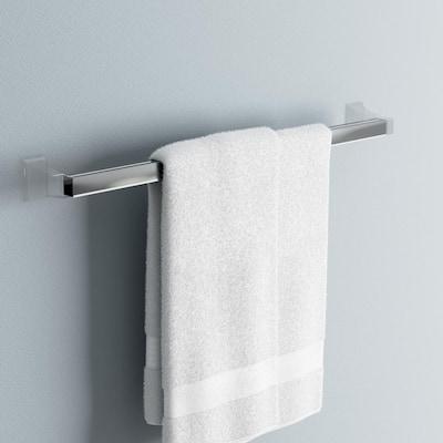 Ventura 24 in. Towel Bar in Chrome