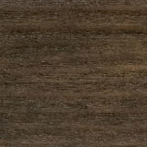 A-Series Interior Color Sample in Espresso Stain on Pine