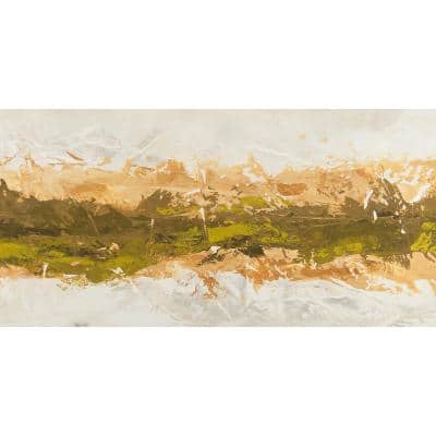 Boundaries Tested , Canvas Wall Art, 48 in. x 24 in.