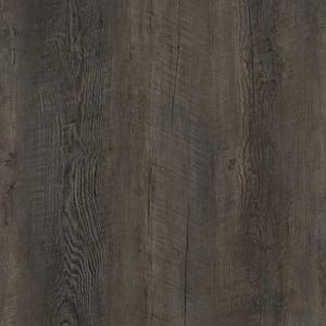 Dark Oak 8.7 in. W x 59.4 in. L Luxury Vinyl Plank Flooring (21.45 sq. ft. / case)