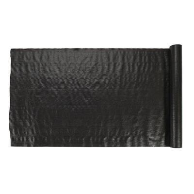 WF200 3.5 ft. x 100 ft. Polypropylene Black Woven Stabilization Underlayment