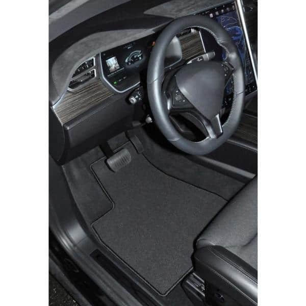 Passenger /& Rear Floor 2005 Lexus is 300 Black with Red Edging Driver 2003 2004 GGBAILEY D4193B-S1A-BLK/_BR Custom Fit Car Mats for 2001 2002