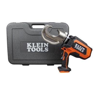 12-Ton Battery-Operated Crimper with Case