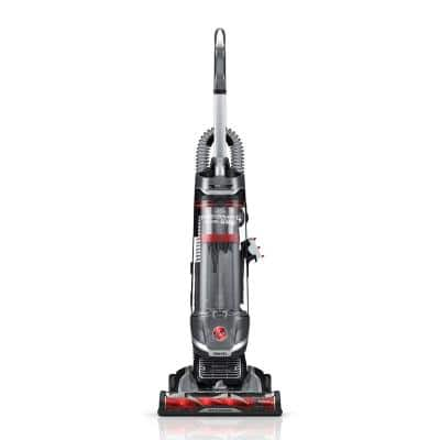 High-Performance Swivel Pet Bagless Upright Vacuum Cleaner with HEPA Media Filtration