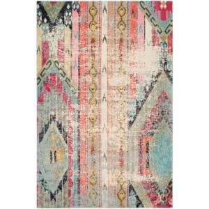 Monaco Multi 7 ft. x 9 ft. Area Rug