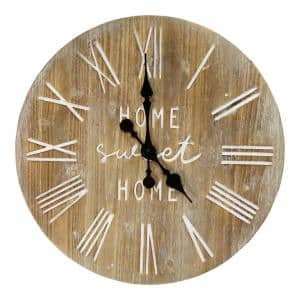 23'' Wood Dale Wall Clock