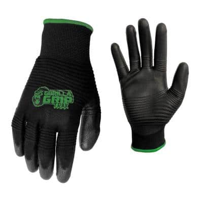 Small TRAX Extreme Grip Work Gloves