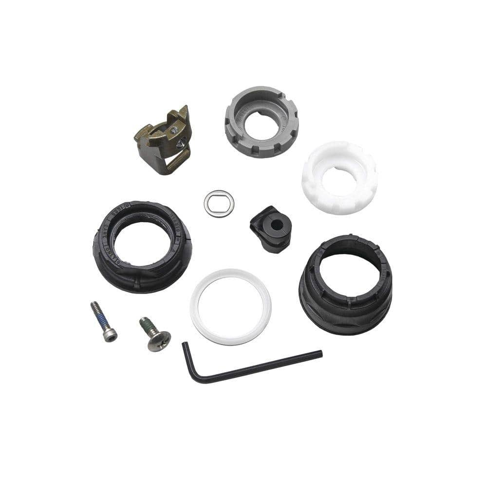 Moen Handle Mechanism Kit For 7400 7600 Series Kitchen Faucets 93980 The Home Depot