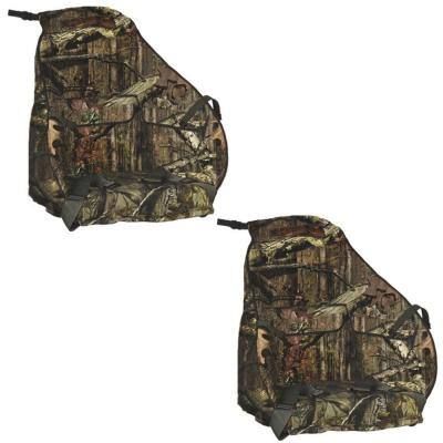 Treestand Surround Seat with Mossy Oak Cushion Fits Viper and Titan (2-Pack)