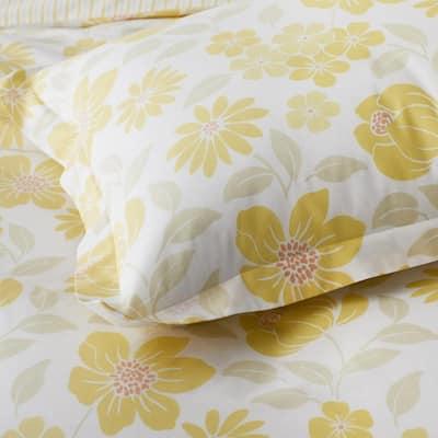 Company Cotton™ Garden Spray Botanical Percale Duvet Cover
