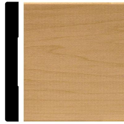29/64 in. x 4 in. x 86 in. Hardwood Mullion Casing Wood Moulding