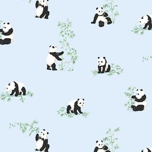 Panda Peel and Stick Wallpaper (Covers 28.18 sq. ft.)