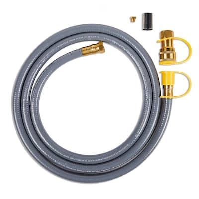 Hartsel 96 in. Natural Gas Conversion Kit