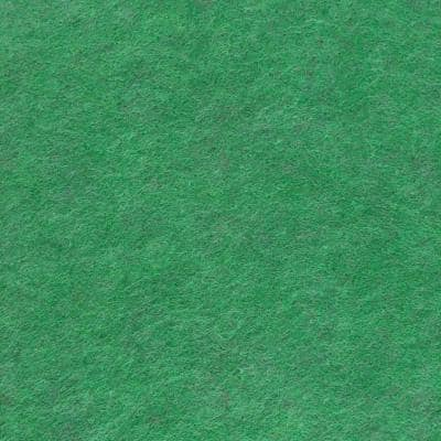 Green 2 ft. x 2 ft. Polyester Ceiling Tile (Case of 10)