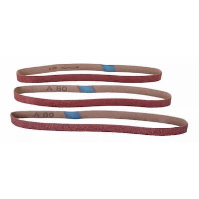 File Sander Belts (3-Pack)