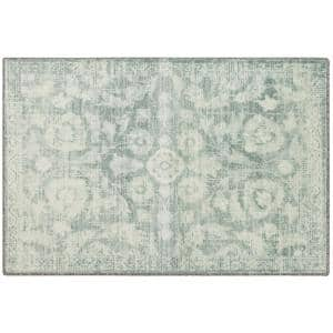 Baikal Cream 2 ft. x 3 ft. Indoor Scatter Area Rug